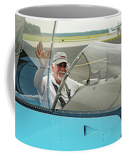 Pilot Vic Vicari Coffee Mug