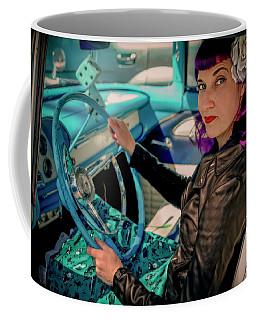 Pin-up #2 Coffee Mug by Jerry Golab