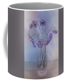 Coffee Mug featuring the photograph Pincushion #5 by Rebecca Cozart