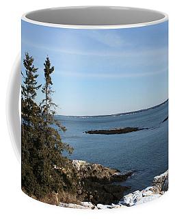 Pine Coast Coffee Mug