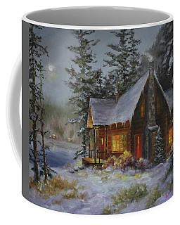 Pine Cove Cabin Coffee Mug