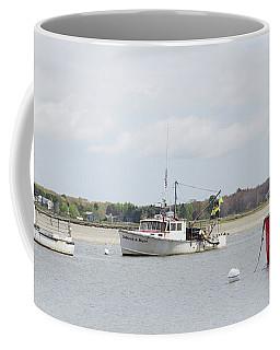 Pine Point Boats Coffee Mug