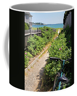 Pine Point, Scarborough, Maine #68323 Coffee Mug