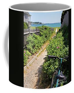 Pine Point, Scarborough, Maine #68323 Coffee Mug