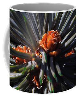 Pine Rose Coffee Mug