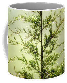 Coffee Mug featuring the photograph Pine Shower by Brian Wallace