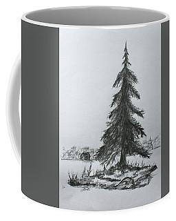 Pine Tree  171229 Coffee Mug