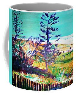 Pine Tree Pandanus Coffee Mug