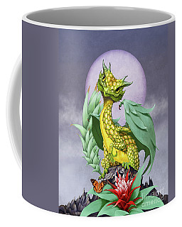 Pineapple Dragon Coffee Mug