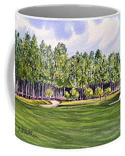 Pinehurst Golf Course 17th Hole Coffee Mug