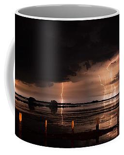 Pineland Nights Coffee Mug