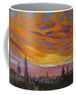 Pines Coffee Mug
