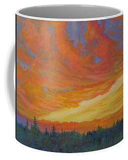 Pines II Coffee Mug