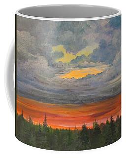 Pines IIi Coffee Mug