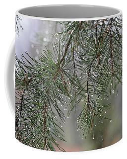 Pines Of Winter Coffee Mug
