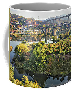 Pinhao In The Duoro Valley Coffee Mug