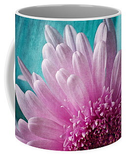 Pink And Aqua Coffee Mug