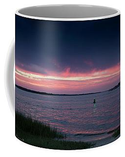 Pink And Purple Afterglow Coffee Mug