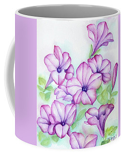 Pink And Purple Coffee Mug