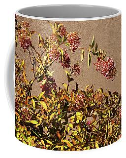 Pink Autumn Coffee Mug