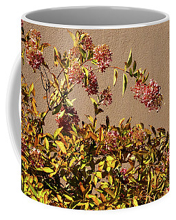 Pink Autumn Coffee Mug