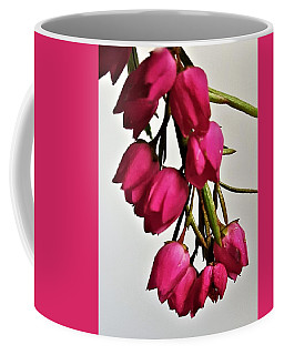 Pink Bells Coffee Mug by Jim Harris