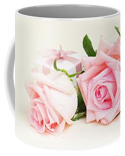 Pink Gift Coffee Mug by Anastasy Yarmolovich