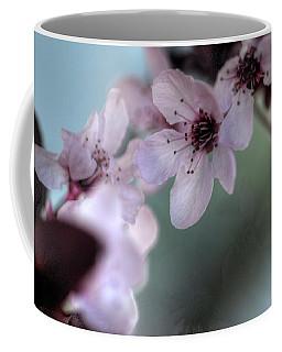 Pink Blossoms Coffee Mug by Jim and Emily Bush