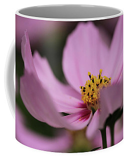 Pink Breeze Coffee Mug by Connie Handscomb