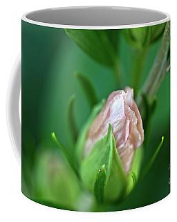 Pink Bud Coffee Mug