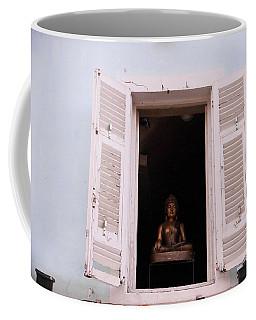 Pink Buddha Coffee Mug