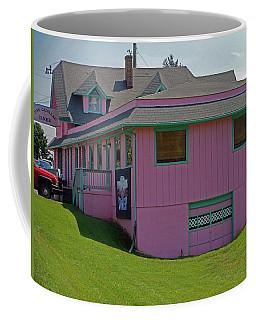 Pink Cadillac Diner 2 Coffee Mug