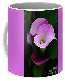 Pink Callas Coffee Mug