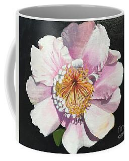 Pink Camilla Coffee Mug
