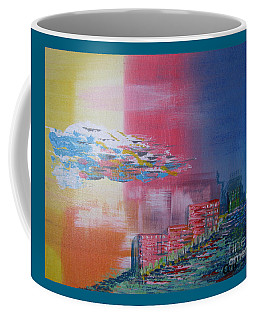 Pink Coast Coffee Mug