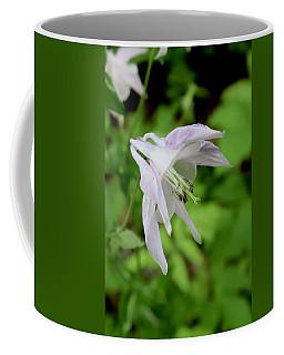Pink Columbine Coffee Mug