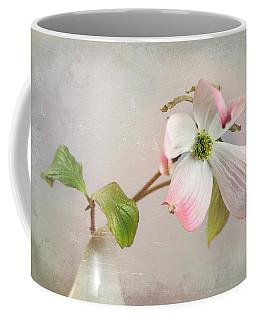Pink Cornus Kousa Dogwood Blossom Coffee Mug