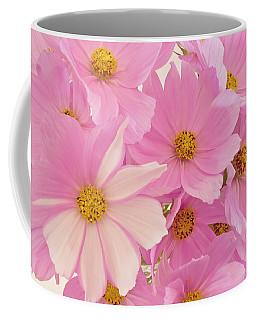 Pink Cosmos Sonata  Coffee Mug