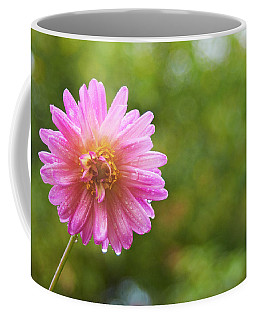 Pink Dahlia 1 Coffee Mug