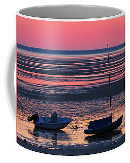 Coffee Mug featuring the photograph Pink Dawn by Dianne Cowen