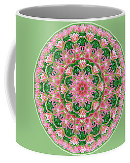 Pink Delight Coffee Mug