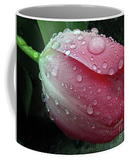 Pink Drops 2 Coffee Mug