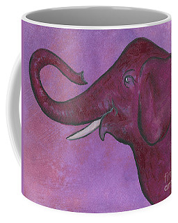 Pink Elephant Coffee Mug