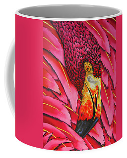 Pink Flamingo Coffee Mug