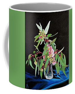 Pink Flowering Gum Coffee Mug