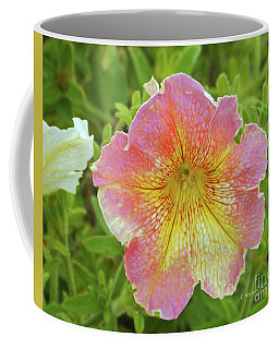 Pink Flowers P80 Coffee Mug