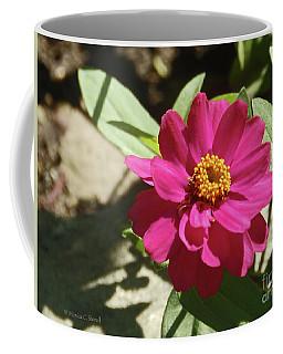 Pink Flowers P81 Coffee Mug