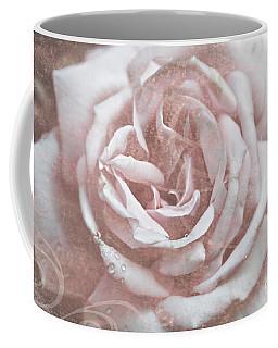 Pink Garden Rose Coffee Mug