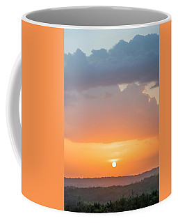 Pink Hues Coffee Mug by Parker Cunningham