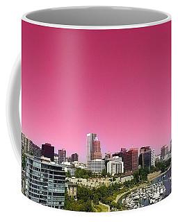 Portland Pink Coffee Mug